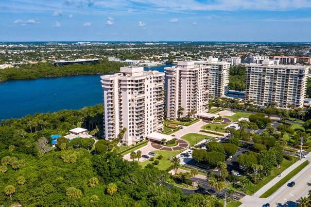2001 N Ocean Boulevard #801, Boca Raton, FL 33431 (#RX-10588696) :: Ryan Jennings Group