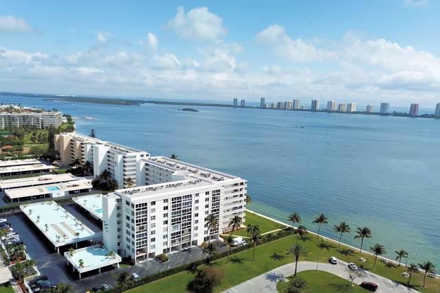 301 Lake Shore Drive #408, Lake Park, FL 33403 (#RX-10588705) :: Ryan Jennings Group