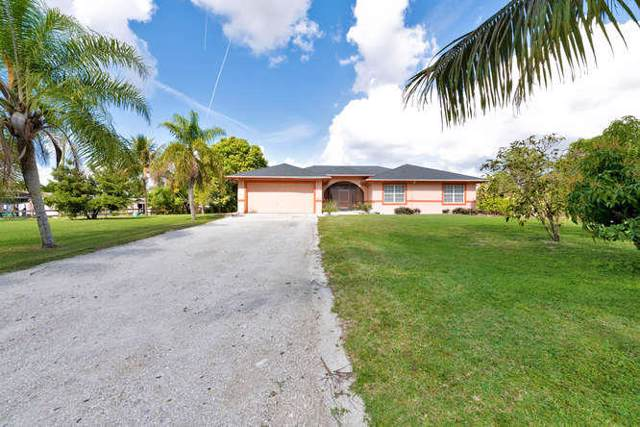 17463 31st Road N, The Acreage, FL 33470 (MLS #RX-10588729) :: Berkshire Hathaway HomeServices EWM Realty