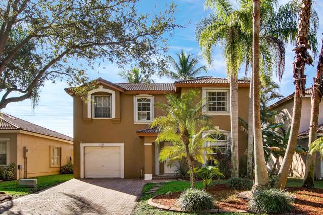 6188 NW 40th Street, Coral Springs, FL 33067 (#RX-10588741) :: Ryan Jennings Group