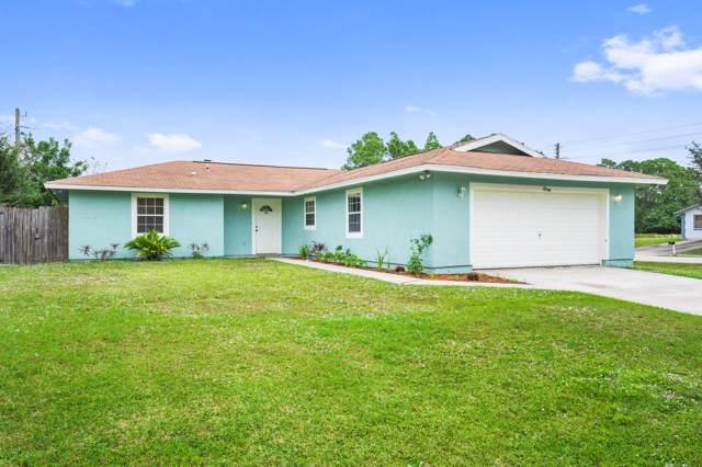 1205 Gilpin Street NW, Palm Bay, FL 32907 (#RX-10588782) :: Ryan Jennings Group