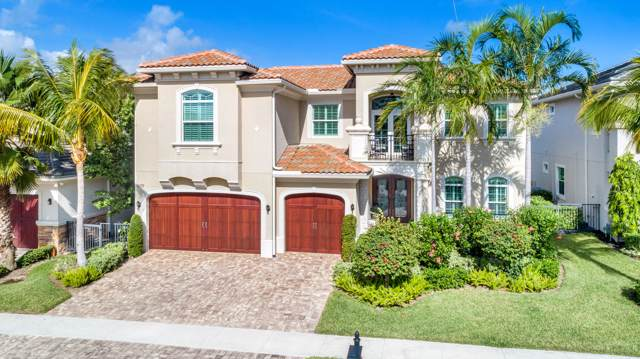 1609 E Hemingway Drive, Juno Beach, FL 33408 (#RX-10588815) :: Ryan Jennings Group