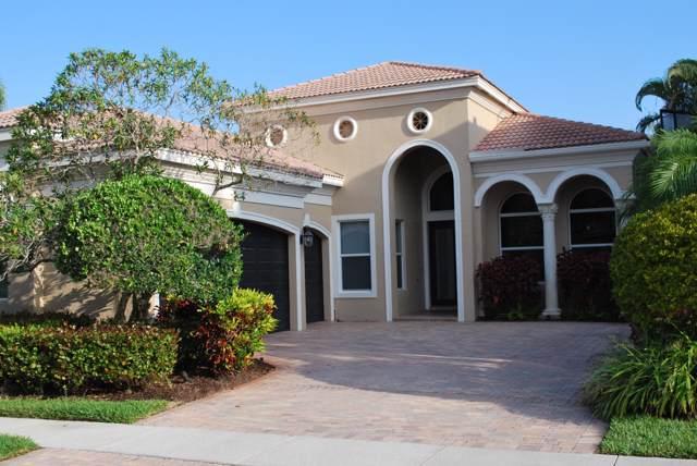 6381 Via Venetia N, Delray Beach, FL 33484 (#RX-10588831) :: Ryan Jennings Group