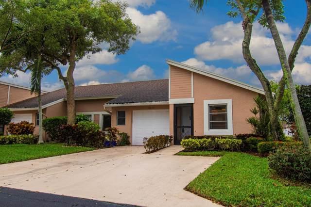 8218 Springtree Road, Boca Raton, FL 33496 (MLS #RX-10588864) :: Berkshire Hathaway HomeServices EWM Realty