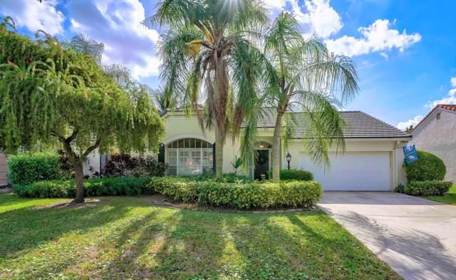 10236 Hunt Club Lane, Palm Beach Gardens, FL 33418 (#RX-10588868) :: Ryan Jennings Group
