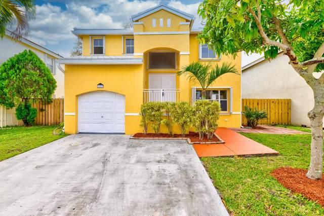 6682 Bayfront Drive, Margate, FL 33063 (#RX-10588899) :: Ryan Jennings Group