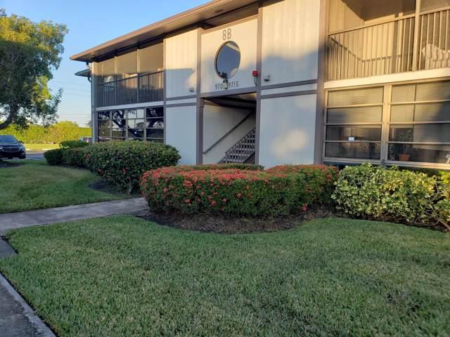 9713 W Mcnab Road #104, Tamarac, FL 33321 (MLS #RX-10588974) :: Castelli Real Estate Services