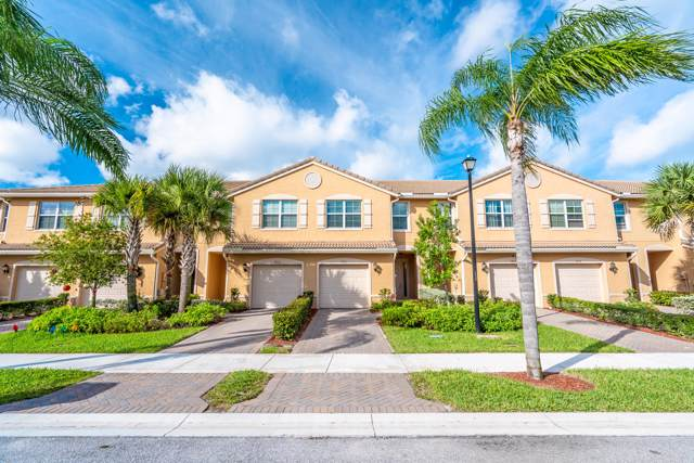 5812 Monterra Club Drive, Lake Worth, FL 33463 (#RX-10588982) :: Ryan Jennings Group