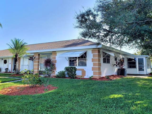 1001 Pheasant Run Drive D, Fort Pierce, FL 34982 (#RX-10589013) :: Ryan Jennings Group