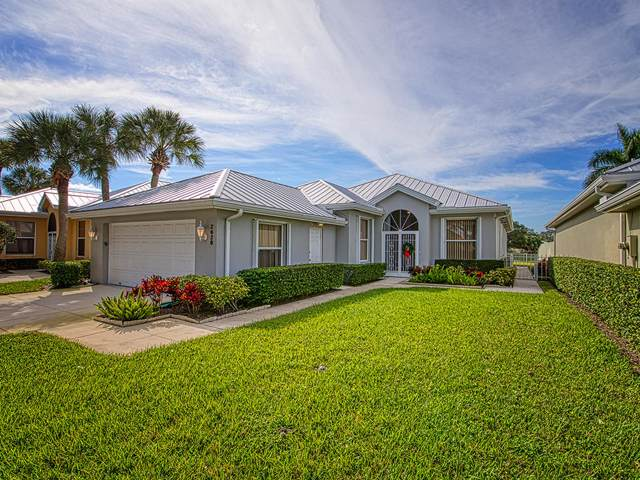 2628 SW Greenwich Way, Palm City, FL 34990 (#RX-10589023) :: Ryan Jennings Group