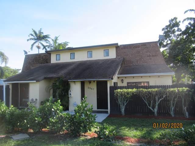 2967 Genoa Place, West Palm Beach, FL 33406 (#RX-10589026) :: Ryan Jennings Group