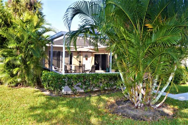 1227 NW Sun Terrace Circle D, Port Saint Lucie, FL 34986 (#RX-10589031) :: Ryan Jennings Group