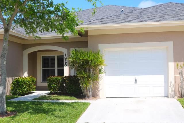 1828 Pelican Drive #1, Fort Pierce, FL 34982 (#RX-10589037) :: Ryan Jennings Group
