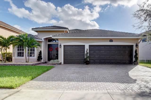 15218 SW 52nd Street, Miramar, FL 33027 (#RX-10589045) :: Ryan Jennings Group