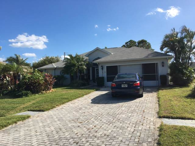 6821 NW Hogate Circle NW, Port Saint Lucie, FL 34983 (MLS #RX-10589063) :: Berkshire Hathaway HomeServices EWM Realty
