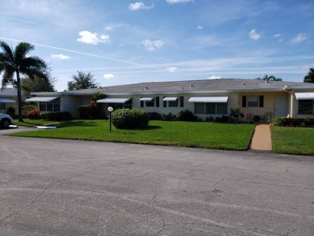 3311 Loren Road C, Boynton Beach, FL 33435 (#RX-10589108) :: Ryan Jennings Group
