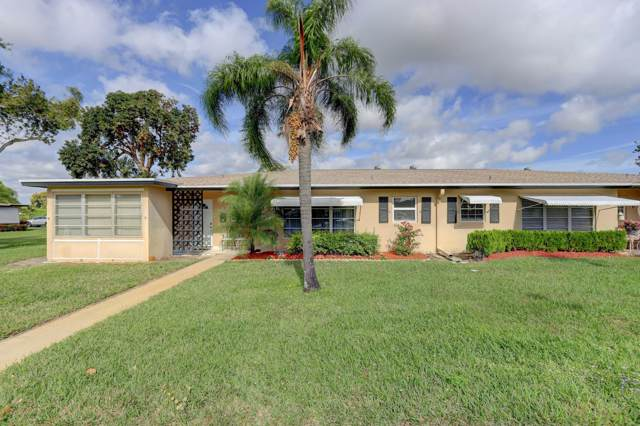 847 North Drive B, Delray Beach, FL 33445 (#RX-10589118) :: Ryan Jennings Group