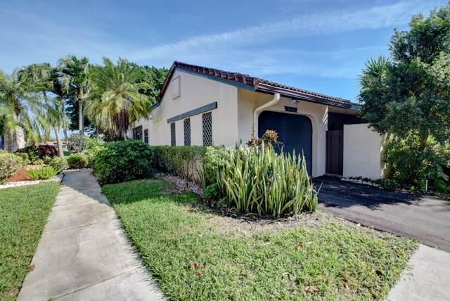 9310 Vista Del Lago A, Boca Raton, FL 33428 (#RX-10589165) :: Ryan Jennings Group