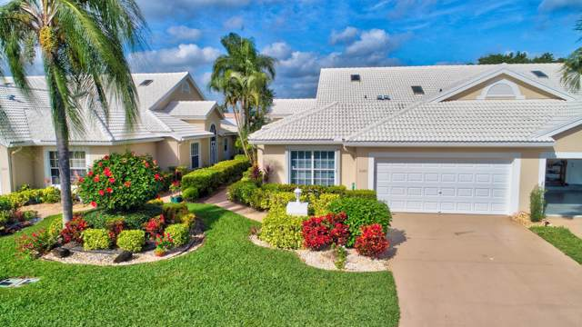 6089 Greenspointe Drive, Boynton Beach, FL 33437 (#RX-10589174) :: Ryan Jennings Group