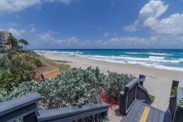1155 Hillsboro Mile #403, Hillsboro Beach, FL 33062 (#RX-10589218) :: Ryan Jennings Group