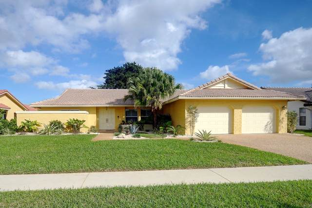 19580 Sedgefield Terrace, Boca Raton, FL 33498 (#RX-10589276) :: Ryan Jennings Group
