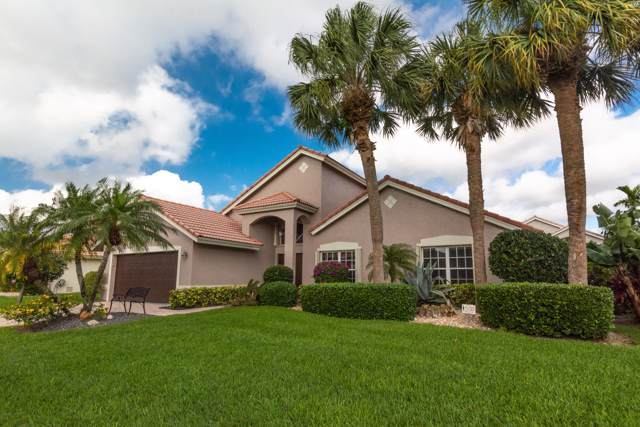 7359 Sterling Falls Lane, Boynton Beach, FL 33437 (#RX-10589285) :: Ryan Jennings Group