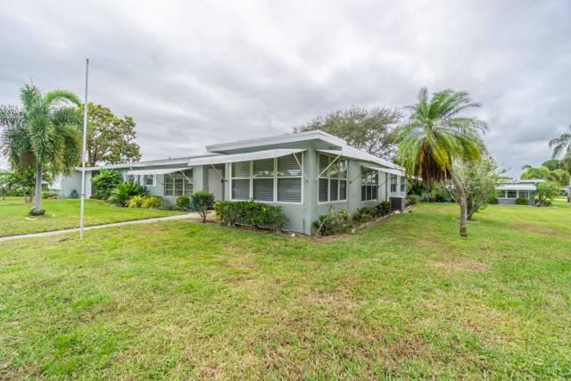 782 High Point Drive E D, Delray Beach, FL 33445 (#RX-10589291) :: Ryan Jennings Group