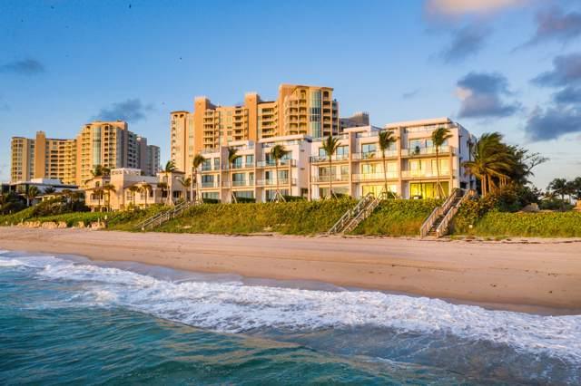 3621 S Ocean Boulevard #5, Highland Beach, FL 33487 (#RX-10589357) :: Ryan Jennings Group