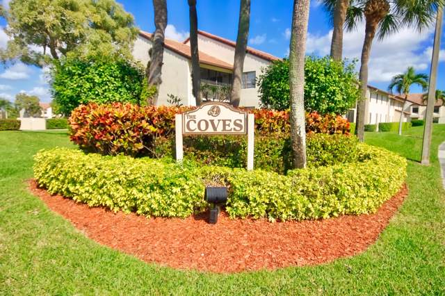 6051 Parkwalk Drive, Boynton Beach, FL 33472 (#RX-10589365) :: Ryan Jennings Group