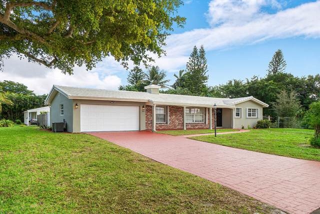 5820 Lake Osborne Drive, Lake Worth, FL 33461 (#RX-10589383) :: Ryan Jennings Group