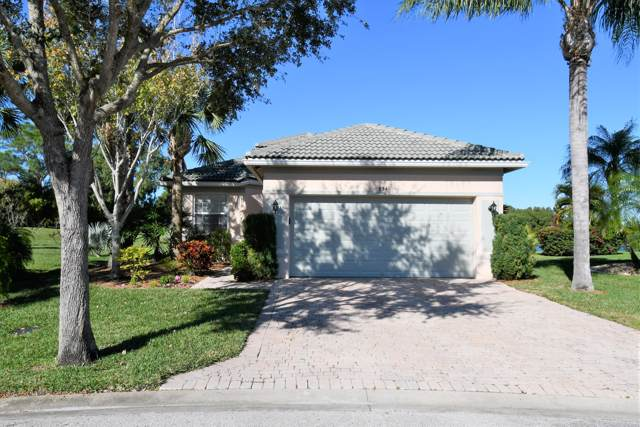 834 NW Rutherford Court, Port Saint Lucie, FL 34983 (#RX-10589398) :: Ryan Jennings Group