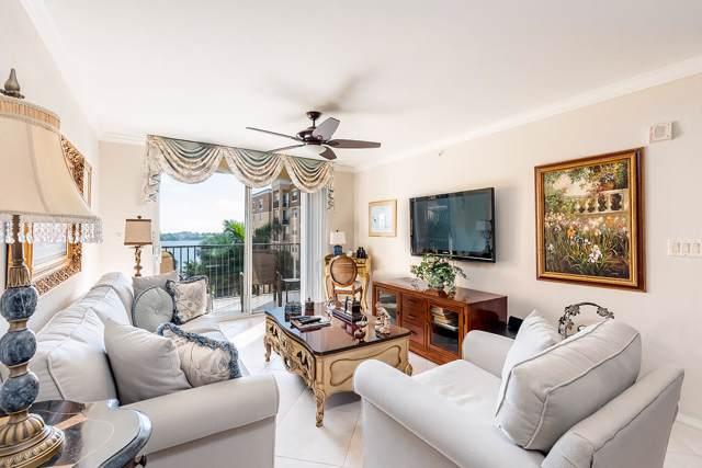 1801 N Flagler Drive #719, West Palm Beach, FL 33407 (#RX-10589466) :: Ryan Jennings Group