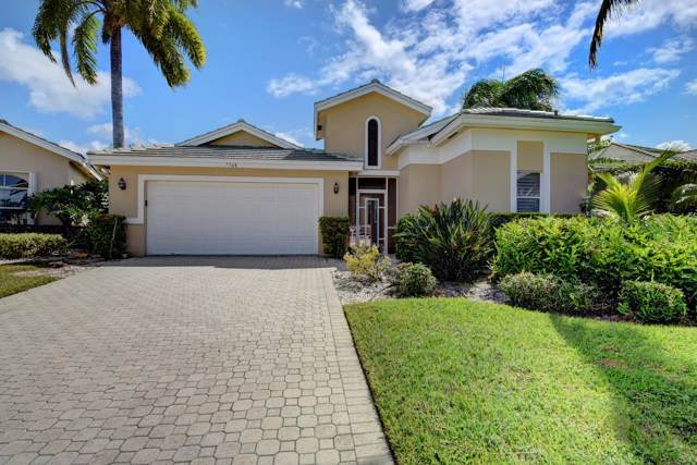 7768 Carrington Lakes Court, Boynton Beach, FL 33472 (#RX-10589541) :: Ryan Jennings Group