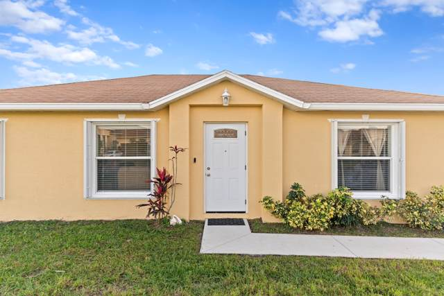 462 SW Tarra Avenue, Port Saint Lucie, FL 34953 (MLS #RX-10589545) :: Castelli Real Estate Services