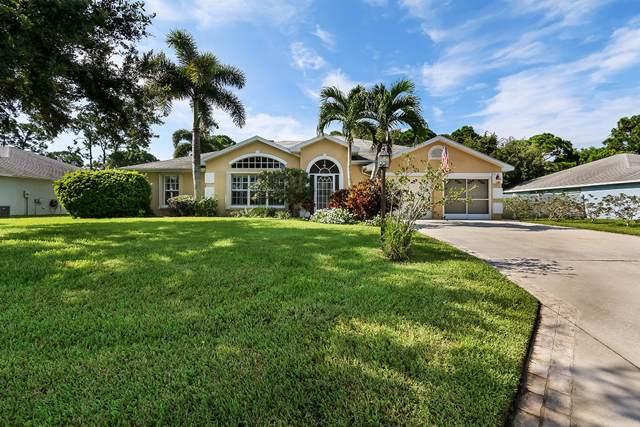 6723 Dickinson Terrace, Port Saint Lucie, FL 34952 (#RX-10589556) :: Ryan Jennings Group
