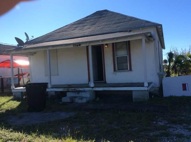 1105 Avenue M, Fort Pierce, FL 34950 (#RX-10589596) :: Ryan Jennings Group