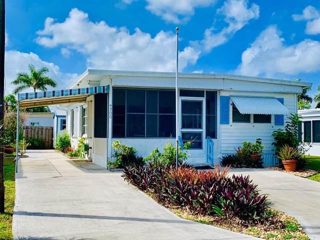 4200 88th Place S Lot 80, Boynton Beach, FL 33436 (#RX-10589651) :: Ryan Jennings Group