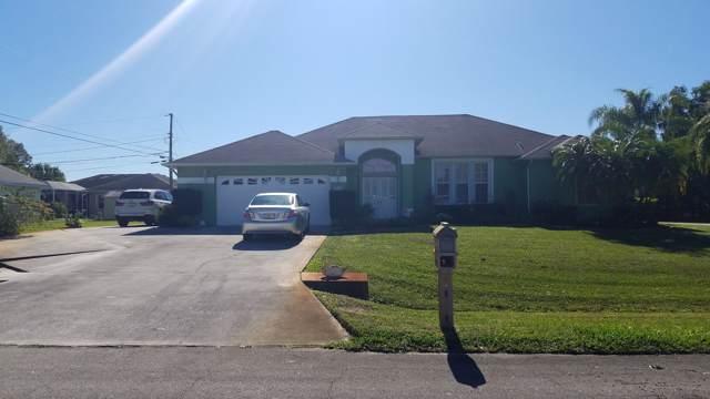5695 NW Delmar Avenue, Port Saint Lucie, FL 34983 (MLS #RX-10589659) :: Berkshire Hathaway HomeServices EWM Realty