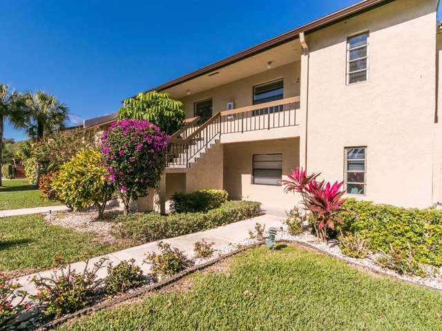 8425 Casa Del Lago 21-H, Boca Raton, FL 33433 (#RX-10589766) :: Ryan Jennings Group
