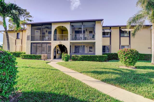 236 Pine Hov Circle D-2, Greenacres, FL 33463 (#RX-10589808) :: Ryan Jennings Group