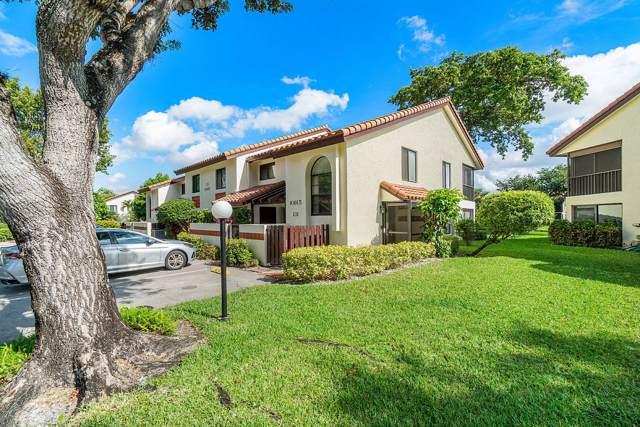10915 Palm Lake Avenue #202, Boynton Beach, FL 33437 (MLS #RX-10589877) :: Berkshire Hathaway HomeServices EWM Realty