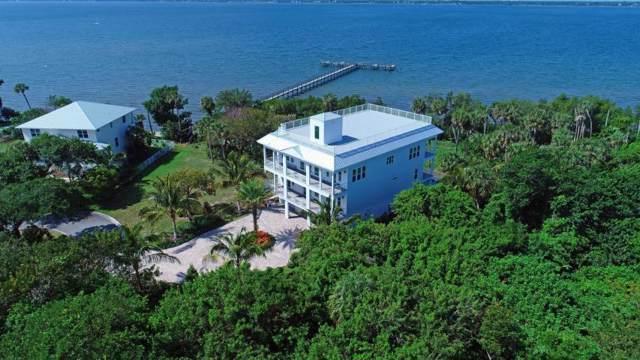 7651 Pelican Point Drive, Jensen Beach, FL 34957 (#RX-10589907) :: Ryan Jennings Group
