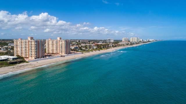 4505 S Ocean Boulevard #203, Highland Beach, FL 33487 (#RX-10589971) :: Ryan Jennings Group