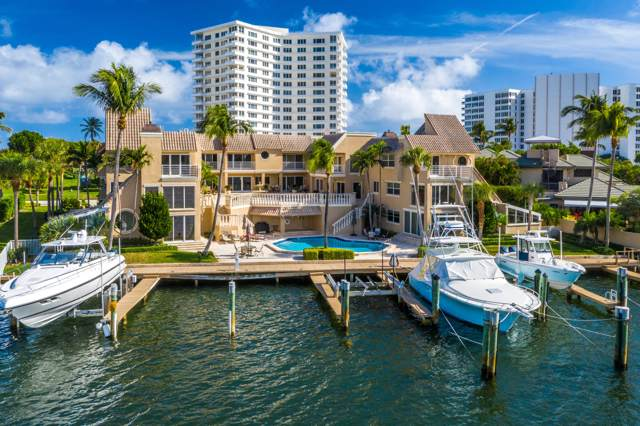 555 S Ocean Boulevard, Boca Raton, FL 33432 (#RX-10590009) :: Ryan Jennings Group