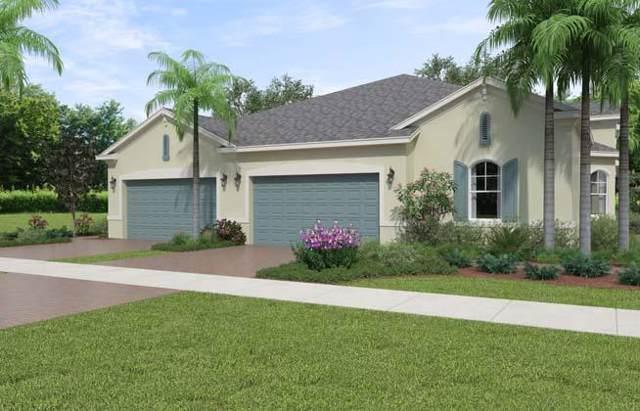 12948 SW Lake Fern Circle, Port Saint Lucie, FL 34987 (#RX-10590010) :: Ryan Jennings Group