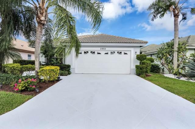 2802 Waters Edge Circle, Greenacres, FL 33413 (#RX-10590035) :: Ryan Jennings Group