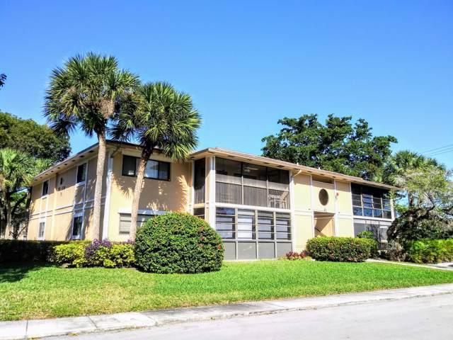 7150 Ashmont Circle #101, Tamarac, FL 33321 (MLS #RX-10590052) :: Castelli Real Estate Services