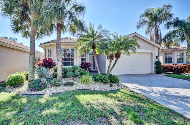 7332 Cortes Lake Drive, Delray Beach, FL 33446 (#RX-10590067) :: Ryan Jennings Group