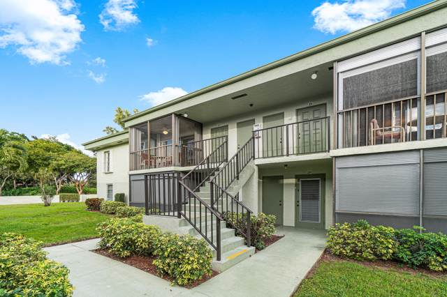 7543 S Oriole Boulevard #203, Delray Beach, FL 33446 (#RX-10590086) :: Ryan Jennings Group