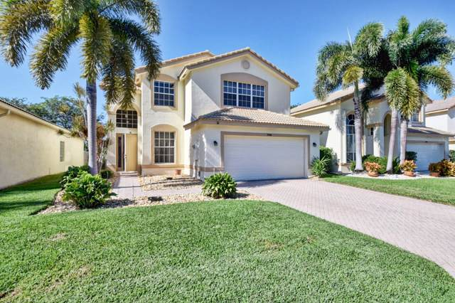 7794 Colony Lake Drive, Boynton Beach, FL 33436 (#RX-10590159) :: Real Estate Authority